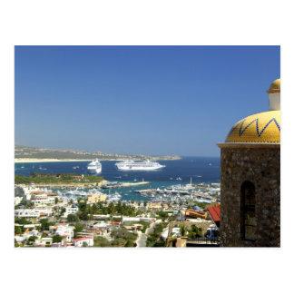 Norteamérica México estado de Baja California 2 Tarjetas Postales