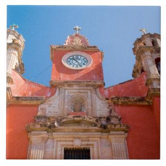 Norteamérica, México, Guanajuato. Capilla de Azulejo Cuadrado Grande