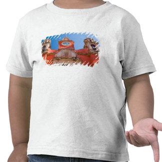 Norteamérica, México, Guanajuato. Capilla de Camiseta