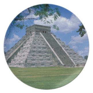Norteamérica México península del Yucatán 2 Plato De Comida