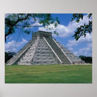 Norteamérica, México, península del Yucatán, 2 Póster