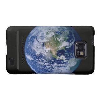 Norteamérica visto de espacio galaxy s2 fundas