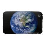 Norteamérica visto de espacio iPhone 3 Case-Mate carcasa