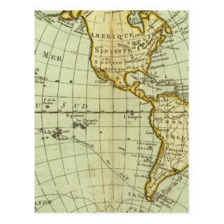 Norteamérica y Suramérica Tarjetas Postales