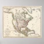 Norteamericano grabó el mapa poster