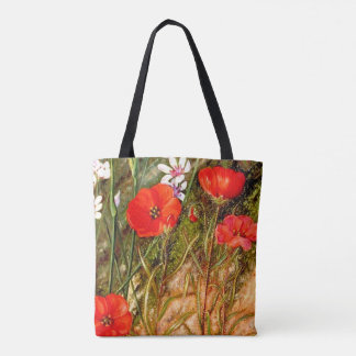 North - A South African Sundew Tote Bag