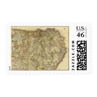 North Aberdeen, Banff Stamps