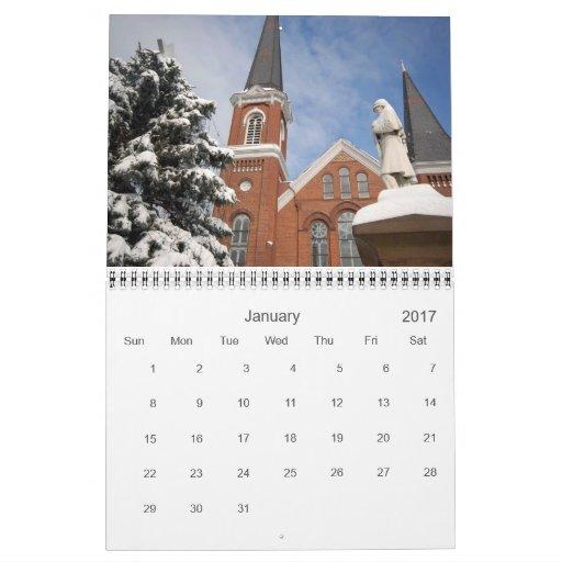 North Adams, MA 2013 Calendar