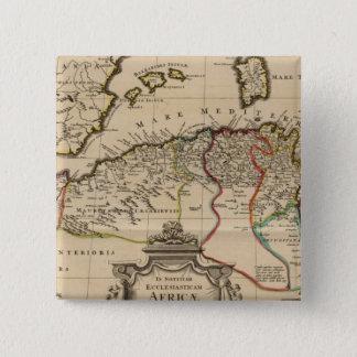 North Africa 3 Button