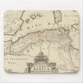 North Africa 3 Mouse Pad