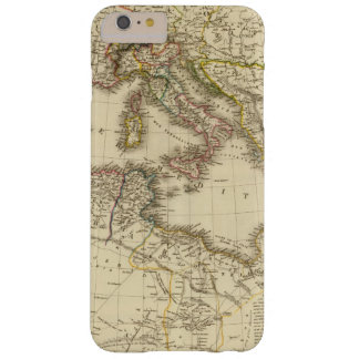 North Africa, Mediterranean Sea Barely There iPhone 6 Plus Case