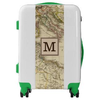 North Africa, Mediterranean Sea | Monogram Luggage
