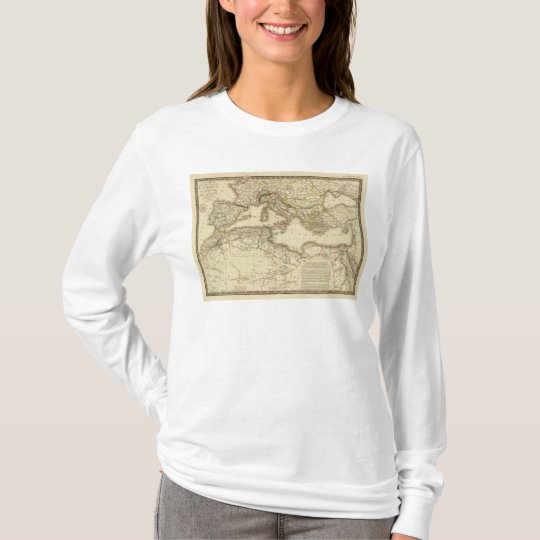North Africa, Mediterranean Sea T-Shirt