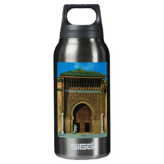 North Africa, Meknes, Tangers, Mosque Insulated Water Bottle