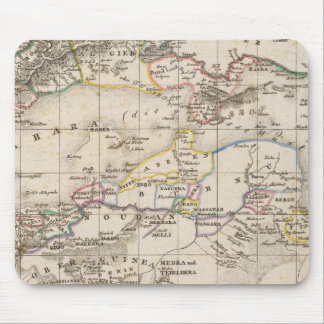 North Africa Mouse Pad