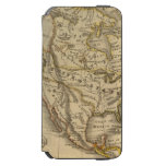 North America 10 iPhone 6/6s Wallet Case