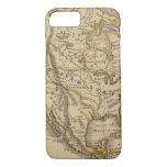 North America 10 iPhone 7 Case