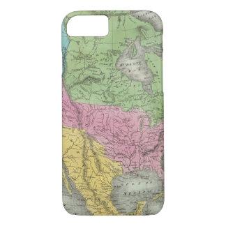 North America 11 iPhone 7 Case