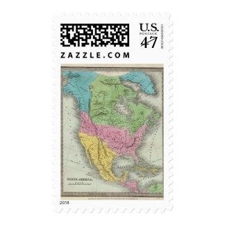 North America 11 Postage