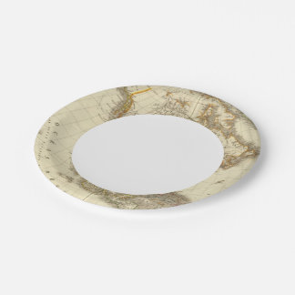 North America 13 7 Inch Paper Plate