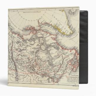 North America 13 Vinyl Binder
