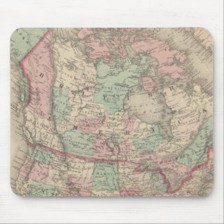North America 14 Mouse Pad