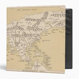 North America, 1566 3 Ring Binders