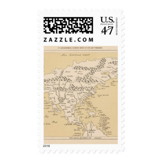 North America, 1566 Postage