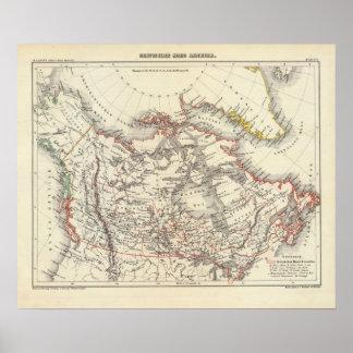 North America 15 Poster