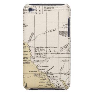North America, 1782 iPod Case-Mate Case