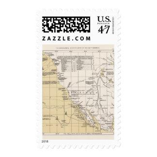 North America, 1782 Postage