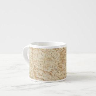 North America 1804 Espresso Cup