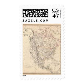 North America 18 Postage
