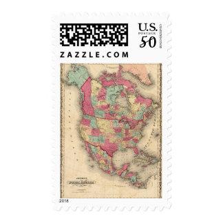 North America 19 Postage