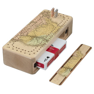 North America 20 2 Cribbage Board