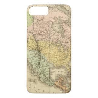 North America 20 2 iPhone 7 Plus Case