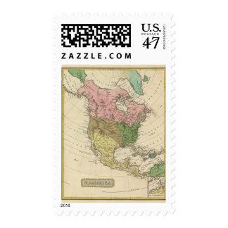 North America 21 Postage