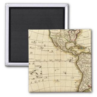 North America 22 Magnet