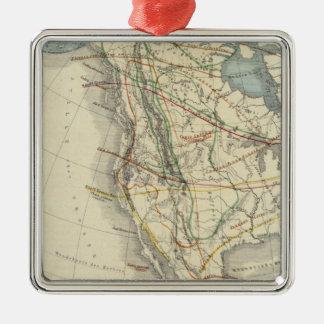 North America 24 Ornaments