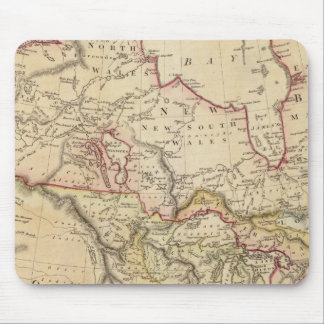 North America 26 Mouse Pad