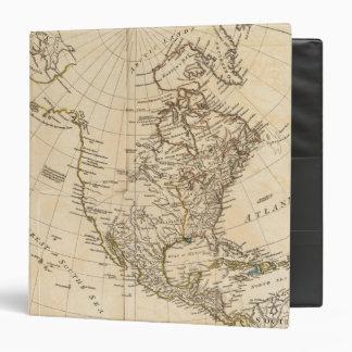 North America 27 Binders