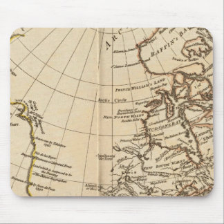 North America 27 Mouse Pad