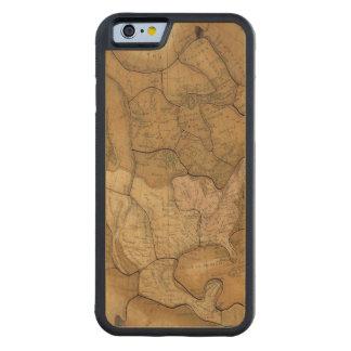 North America 29 2 Carved® Maple iPhone 6 Bumper Case