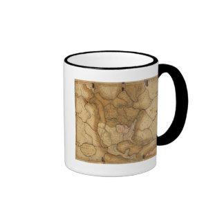 North America 29 Coffee Mug
