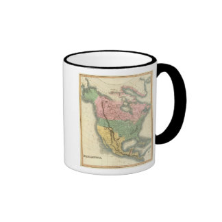 North America 2 Coffee Mug