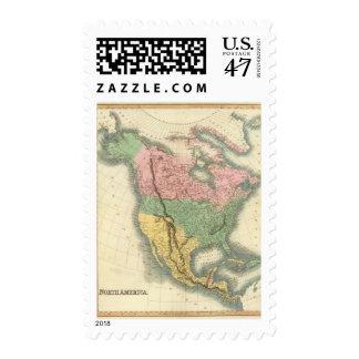 North America 2 Postage
