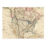 North America 31 Post Card