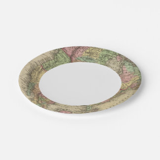 North America 31 7 Inch Paper Plate