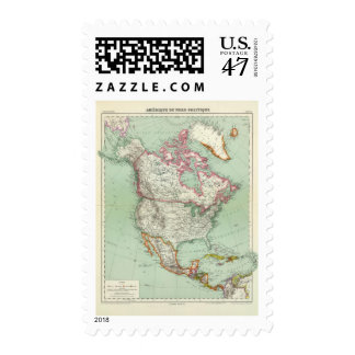 North America 33 Postage