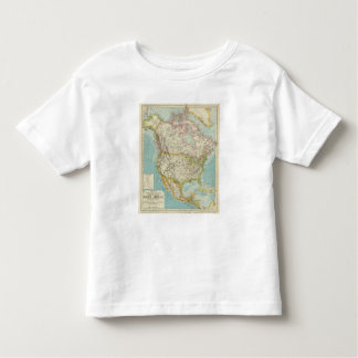 North America 34 Toddler T-shirt
